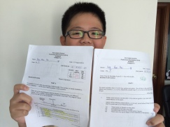 eduKate Student from Poi Ching School gets good grades with the proper help from eduKate SG top tutors and developing a good attitude towards his studies.