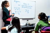 GCE O Levels eduKate Singapore Tampines Tuition Centre Students in Tutorial Class 2 Secondary Mathematics