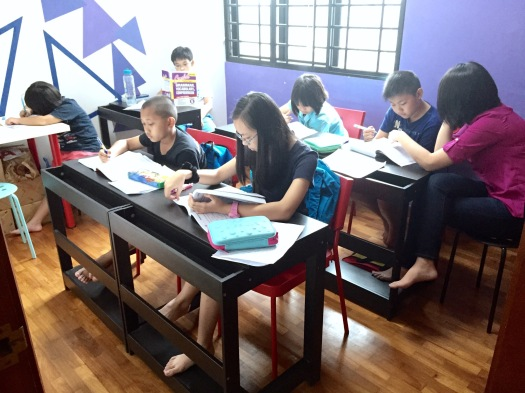 Tuition in eduKate Tampines for Primary PSLE