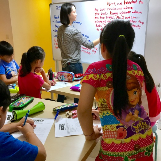 Sengkang Tuition Centre English Creative Writing Punggol Tutor Small Group Tuition