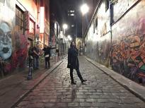 Melbourne City Walk, Yuet Ling