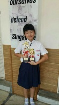 eduKate Students winning awards in school for academic excellence
