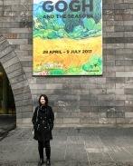 NGV Van Gogh Exhibition Melbourne Australia