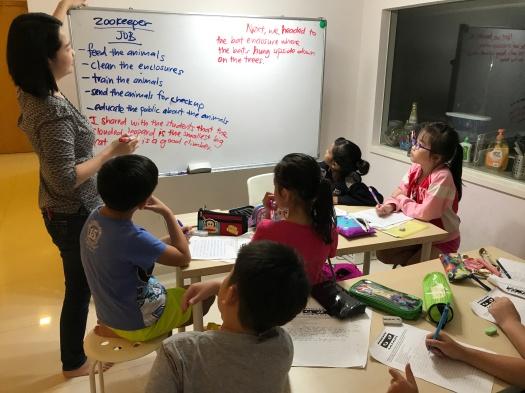 Creative Writing Sengkang Enrichment Tuition Class Small Group