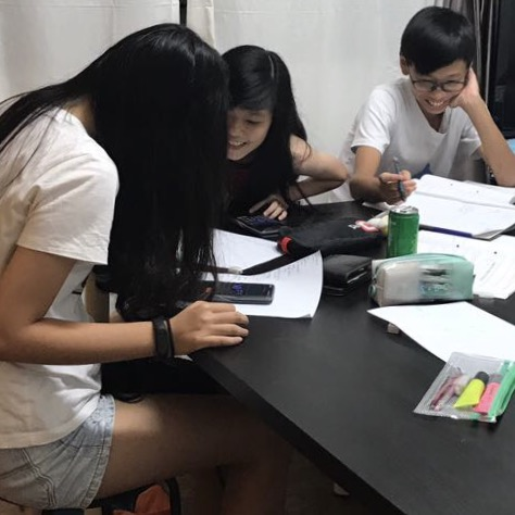 punggol math sec tuition centre Sengkang Tutor English Science Tuition Small Group Tutor Yuet Ling