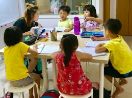 Students do not feel intimidated to ask any questions in our tuition centre and tutors make sure students understand everything.