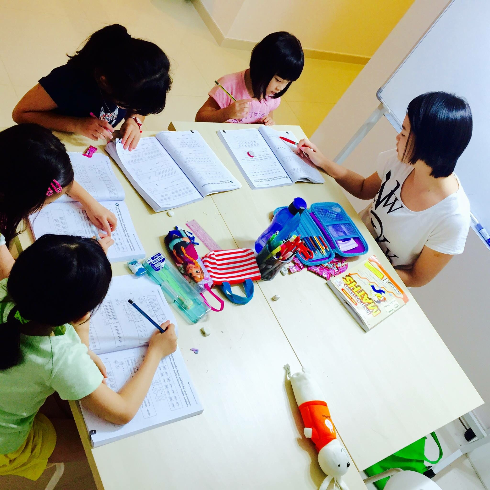 Punggol English Mathematics PSLE Tuition for Mee Toh Small Group Tuition