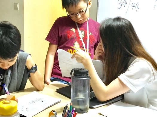 Punggol Small Group Tuition English Mathematics and Science