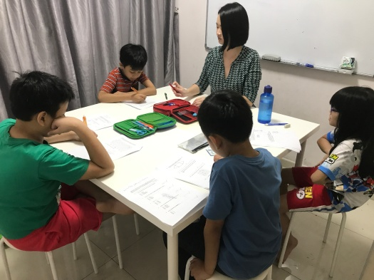 Punggol English Tuition Primary Secondary Small group  Female Tutor