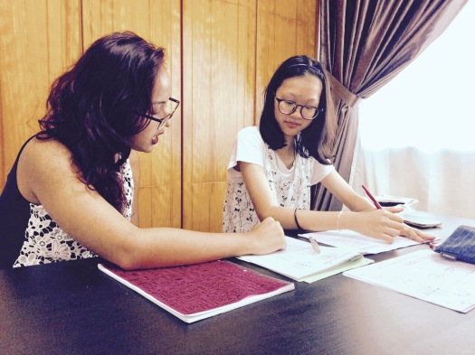 Punggol English Maths Science Tuition Small Group Creative Writing.