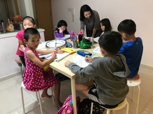 Sengkang Tuition Centre Primary Small Group Tuition Centre