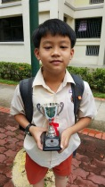 Our students are award winning students in their respective schools