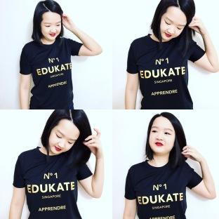Sengkang Tuition Centre with 2017 Season T shirts